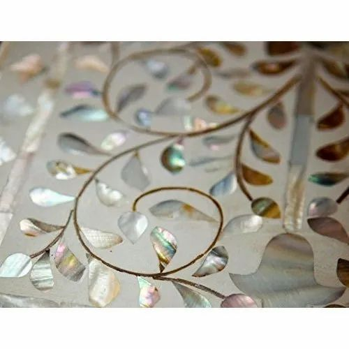 Floor Inlay Service Mother Of Pearl