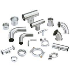 JSC Bar Stainless Steel Railing Pipe Fittings