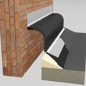 Roof Expansion Joints for Building