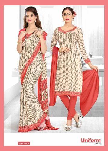 Uniform Salwar Sarees Combo