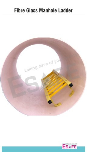 E-Safe Fibre Glass Manhole Ladder