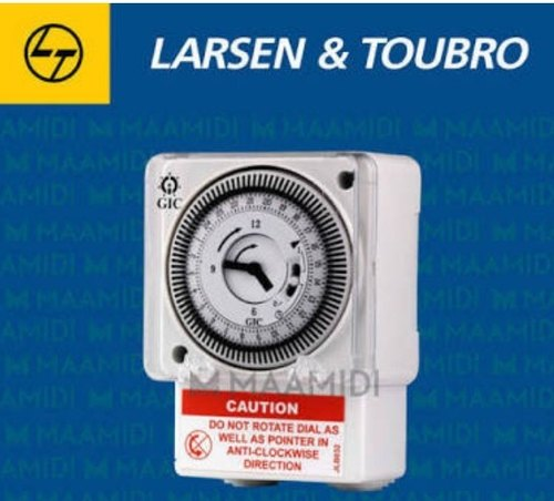 L&t Timer Switches