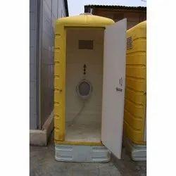 Portable Toilet And Van