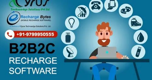B2B2C Recharge Software
