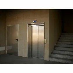 S.S 304 Lift Door