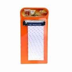 Aashirvaad Paper Clip Board