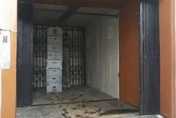 Freight Elevator With Drum Type