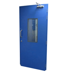 Modular Clean Room Doors