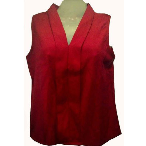0a4c299e3588c5 Ladies Designer Sleeveless Top at Rs 600 /piece | Sham Nagar ...