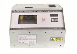 Oil BDV Test Kit 100 KV