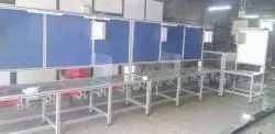 Aluminum Profile Inspection Table