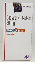 Daclahep Tablets 60mg