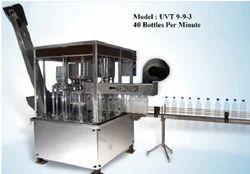 Automatic Bottle Filling Machine UVT 9-9-3 40BPM