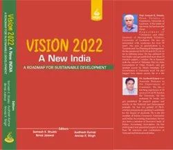 Red English Vision 2022 A New India Book