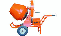 Hand Concrete Mixer Machine
