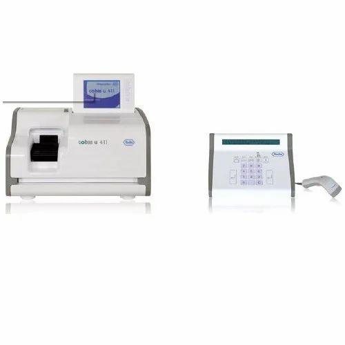 Cobas U 411 Urine Analyzer, Medical Laboratory Instruments