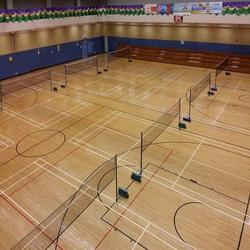 Sports Wooden Flooring Service