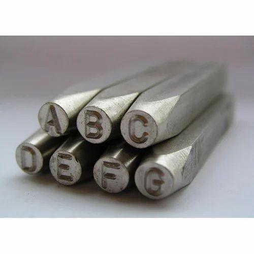 Metal Alphabet Steel Stamp