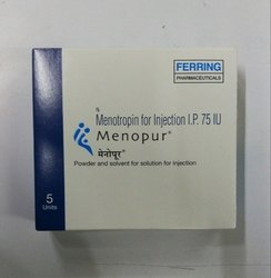 Menopur Menotropin HMG Highly Purified
