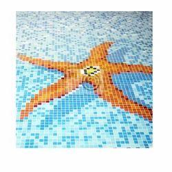 Glass Mosaic Tiles Murals