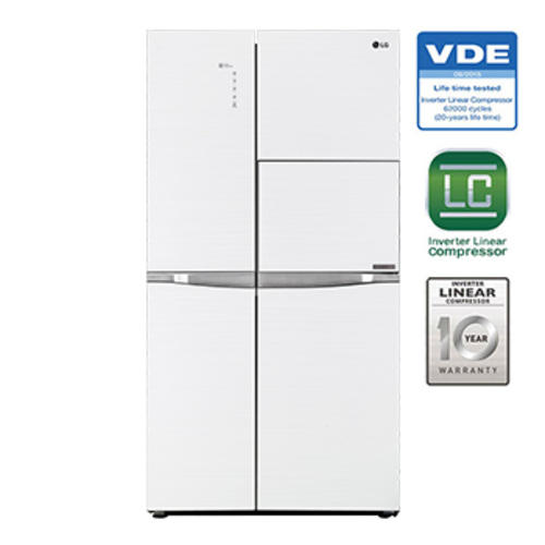 Lg 5 Star 675 Litres Wide Home Bar Refrigerator