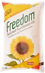Freedom Refined Sunflower Oil 1l
