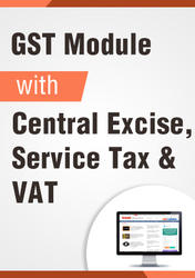 GST Module - Including Indirect Tax Module