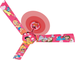 Kids Fan Range Ceiling Fan