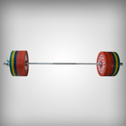Barbell Olympic 287KG Pack