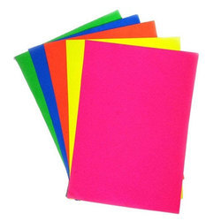 Plain Colored Kraft Paper, Packaging Type: Packet
