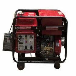 12 Kw Low Noise Bajaj-m Petrol Generator Set