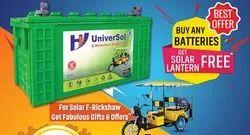 E- Rickshaw Battery