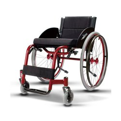 KM-AT60 Premium Series Manual Wheelchair