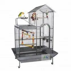 Grey Parrot Bird Cage