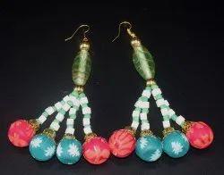 Artificial Pom Pom Jewelry