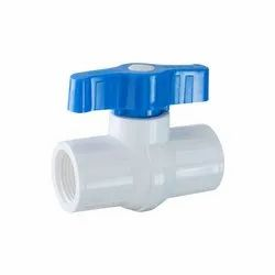 UPVC Threaded Ball Valve