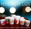Multicolor Paper 65 Ml Cups, Packet Size: 100 Pieces