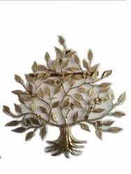 Brass Tree Wall Hanging