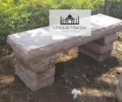 Architectural Stone Bench