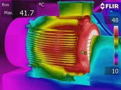Mechanical Thermography Service, Industrial, On-Site