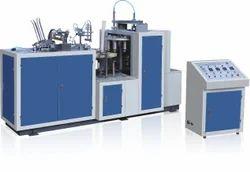 Krishna Semi Automatic Paper Cup Making Machine, 10 Kw