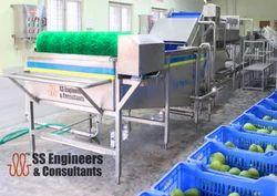 Mango Treatment Plant