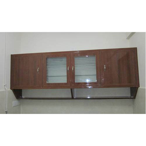Brown Wooden Teak Wood Kitchen Cabinet, Rs 650 /square Feet, Arunam Interiors
