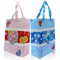 Fancy Gift Printed Paper Bag