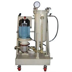 Gear Oil Filtration System