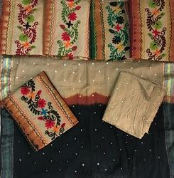 Embroidery Panel Work Unstitched suit