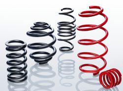 Helical Compression & Conical Springs