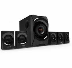 Philips SPA8000B/94 5.1 Multimedia Speaker System (Black)