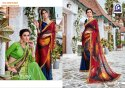 Rachna Georgette Soumya Catalog Saree Set For Woman 2