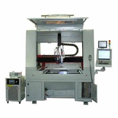 Laser Welding Work Table Machine